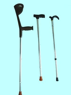 单臂式拐杖与手杖