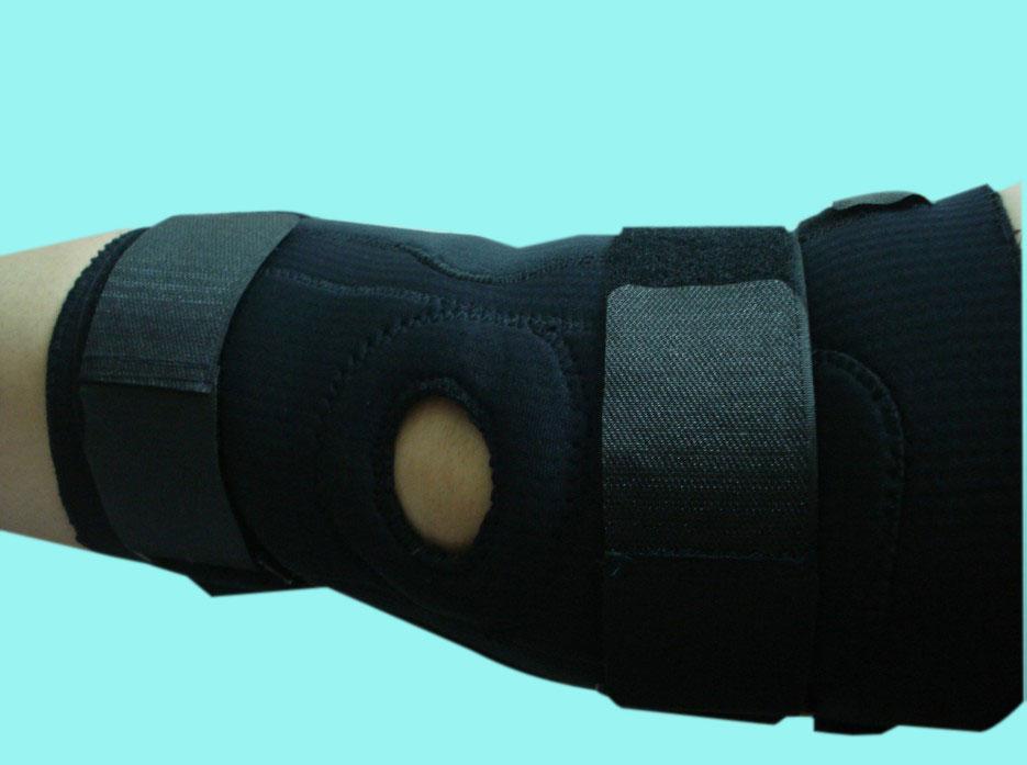 膝盖铝铰固定带
