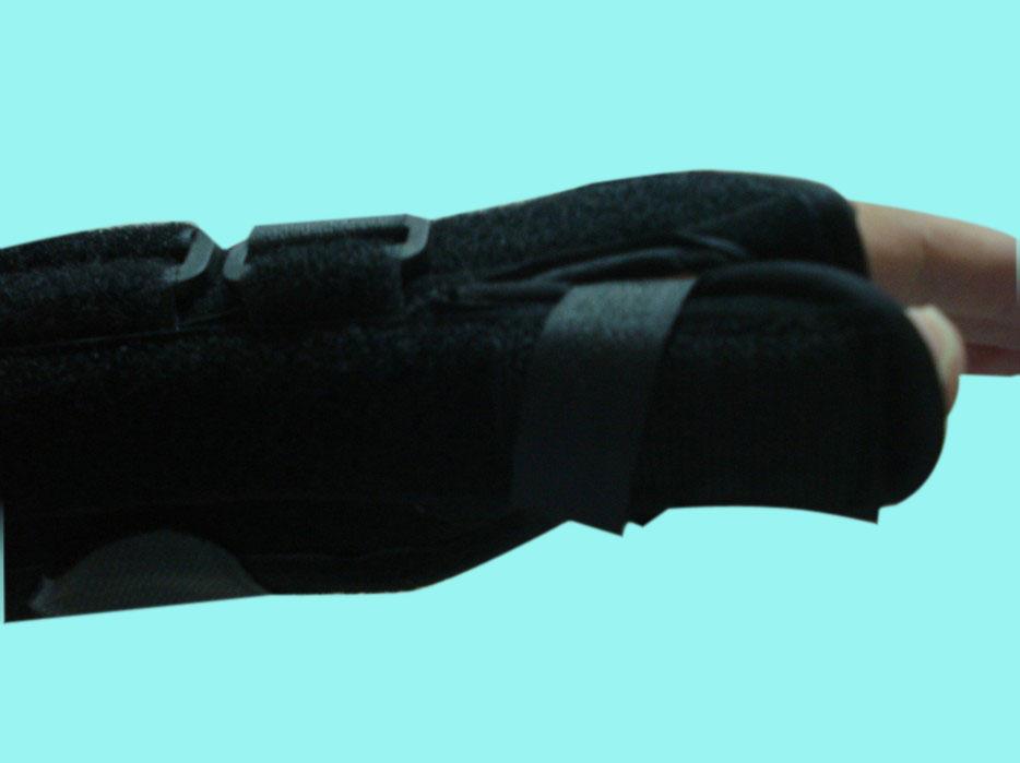 手腕掌固定带